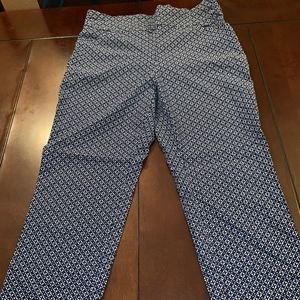 Chico's Fabulously Slimming Ankle Pants
